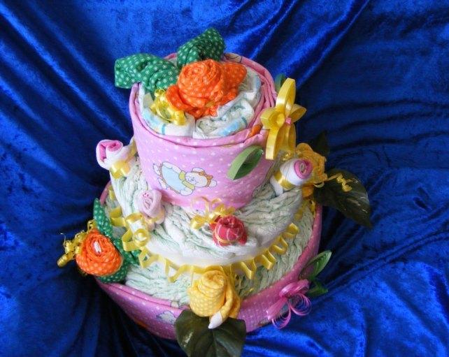 עוגת חיתולים